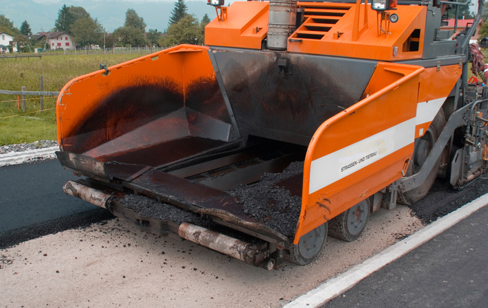 Asphalt Handling Equipment