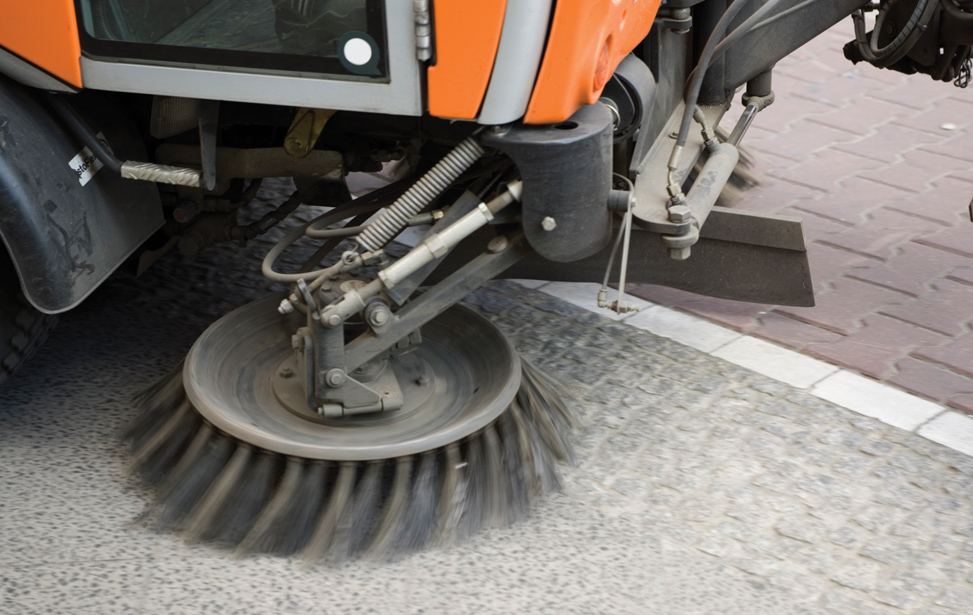 Street Sweeper Applications