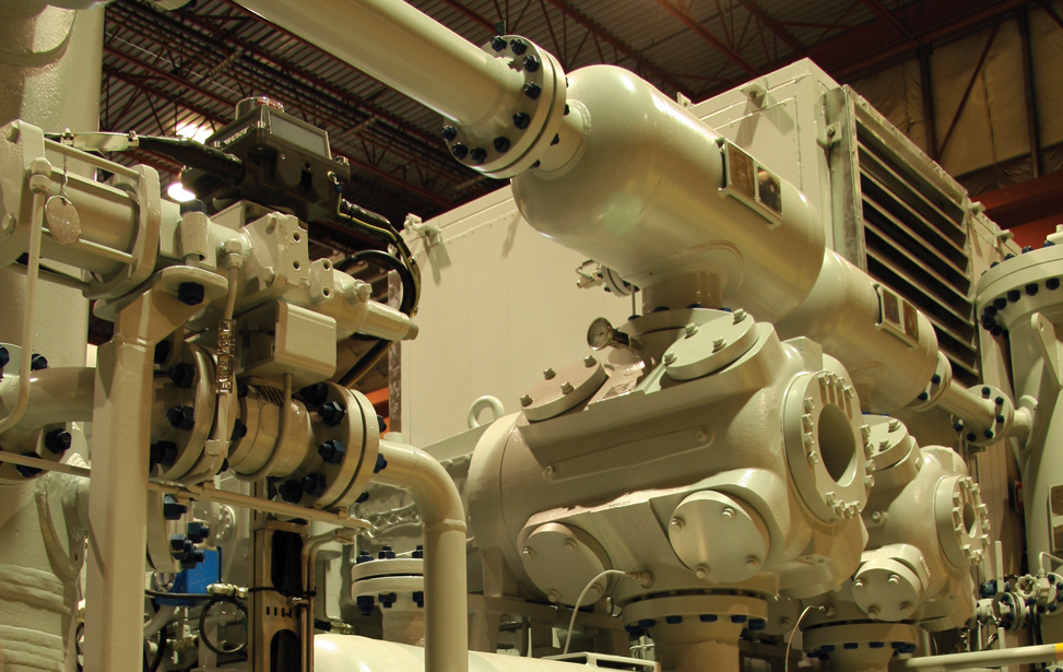Compressor and Pump Applications
