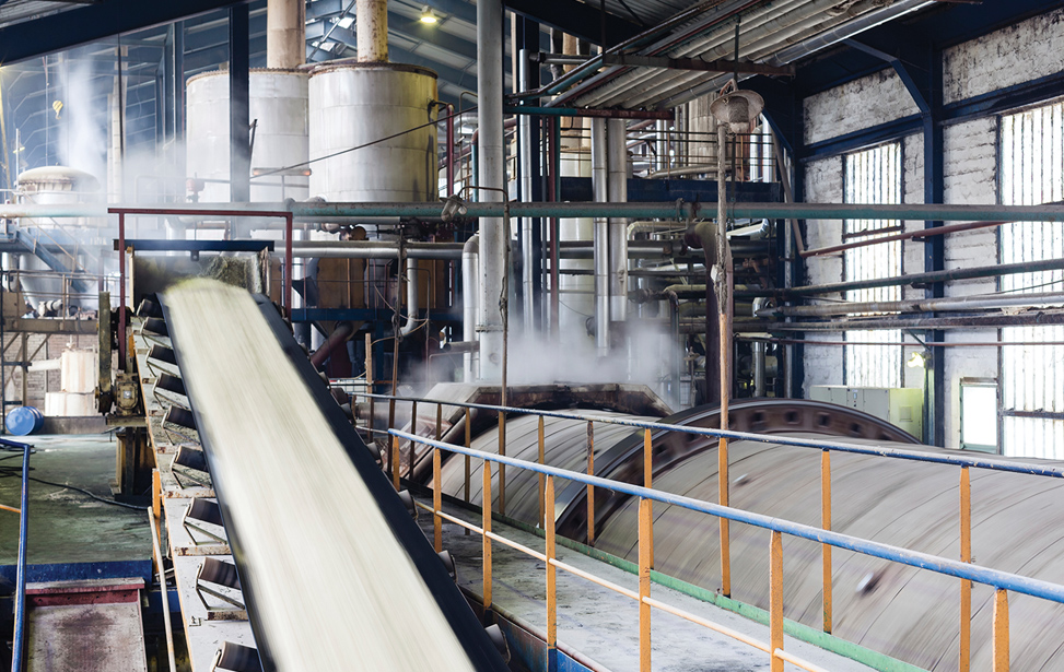 Sugar Processing Conveyor