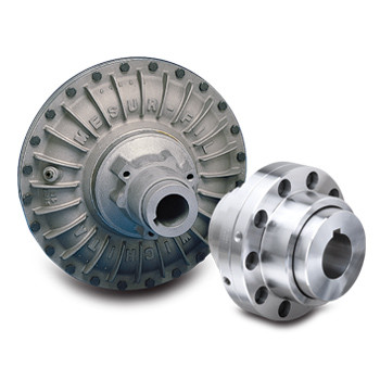 Fluid and Gear Couplings