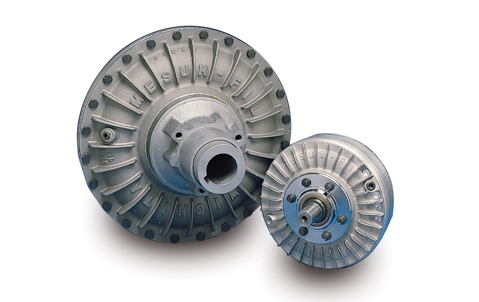 Fluid Coupling Wichita Clutch