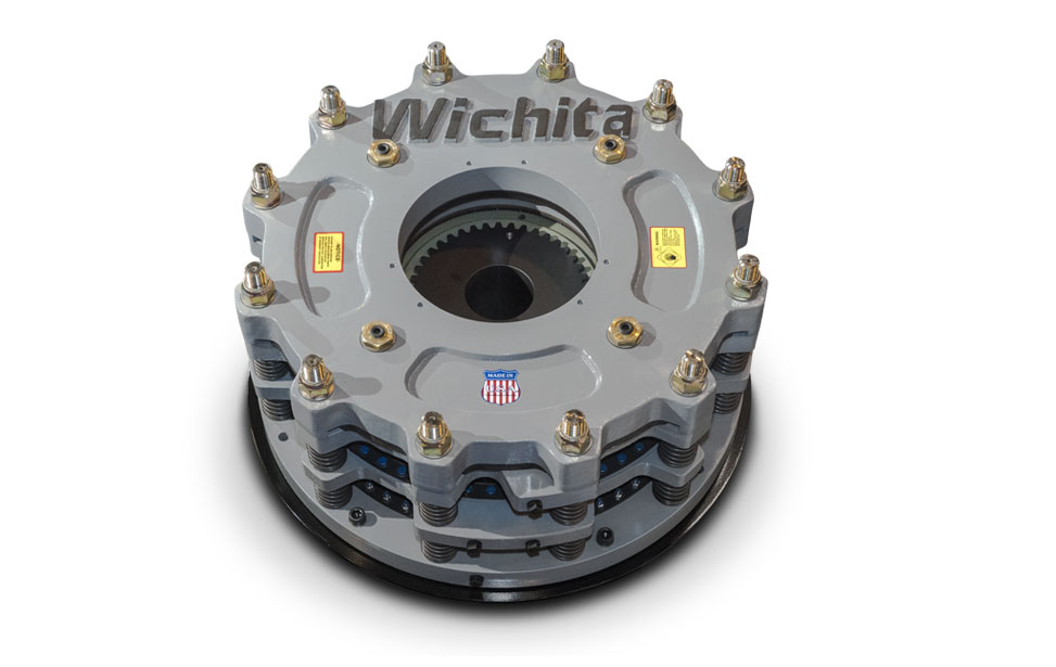 wichita clutch wcbam water cooled