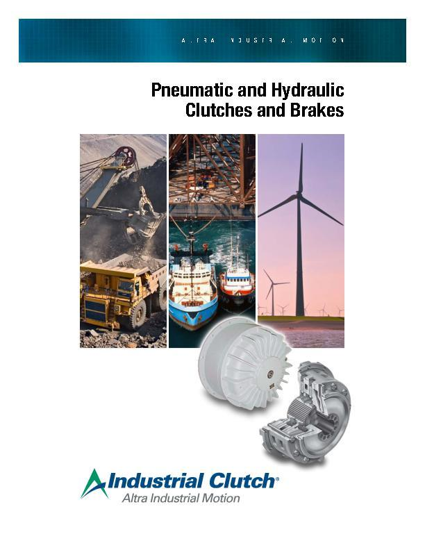 Pneumatic & Hydraulic Clutches & Brakes