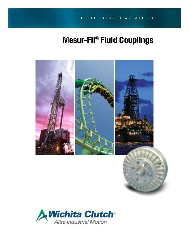 Mesur-Fil Fluid Couplings